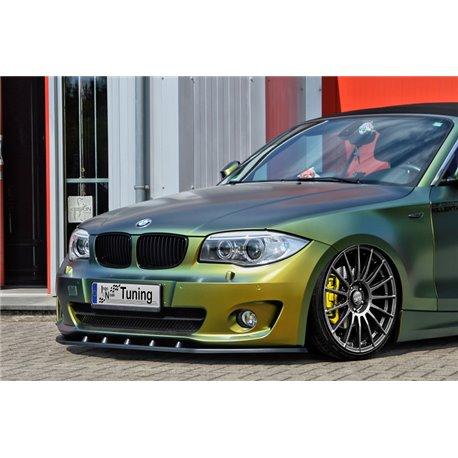 Sottoparaurti anteriore BMW serie 1 E82 / E88 LCI 2011-2013