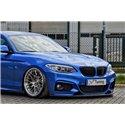 Sottoparaurti anteriore BMW Serie 1 F22 / F23 2013- M-Pack