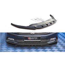 Sottoparaurti splitter anteriore V.1 Volkswagen Passat B8 2014-