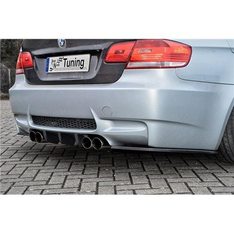 Kit sottoparaurti posteriore+laterali BMW M3 E92 E93 2007-2013 Coupé + Cabrio