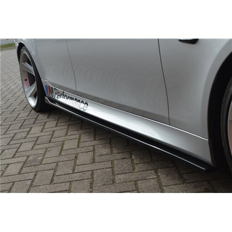 Minigonne sottoporta BMW Serie 5 E60 / E61 2003-2010 M-Pack