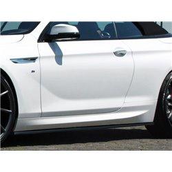 Minigonne sottoporta BMW Serie 6 F12 F13 F06 2011- M-Pack