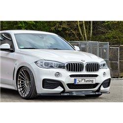 Sottoparaurti anteriore BMW X6 F16 2014-