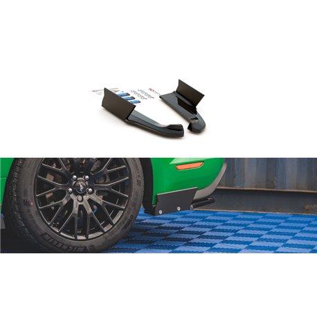 Sottoparaurti splitter laterali posteriori Ford GT MK6 2017-