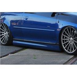 Minigonne laterali sottoporta Ford Fiesta 2012-