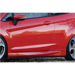 Minigonne laterali sottoporta Ford Fiesta Sport MK7 2008-2012