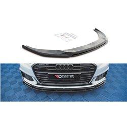 Sottoparaurti splitter anteriore V.3 Audi A6 S-Line / S6 C8 2019-