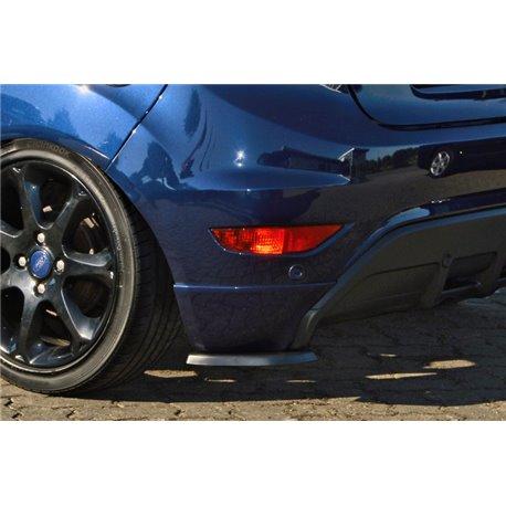 Sottoparaurti posteriore laterali Ford Fiesta ST MK7 2013-