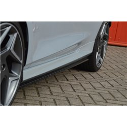 Minigonne laterali sottoporta Ford Fiesta ST MK8 2018-