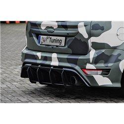 Sottoparaurti estrattore posteriore Ford Focus 2 RS 2009-2010