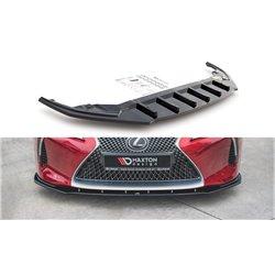 Sottoparaurti splitter anteriore V.1 Lexus LC 500 2017-