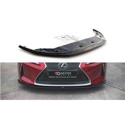 Sottoparaurti splitter anteriore V.2 Lexus LC 500 2017-