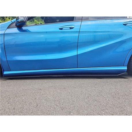 Minigonne laterali sottoporta Ford S-Max Titanium 2010-2014