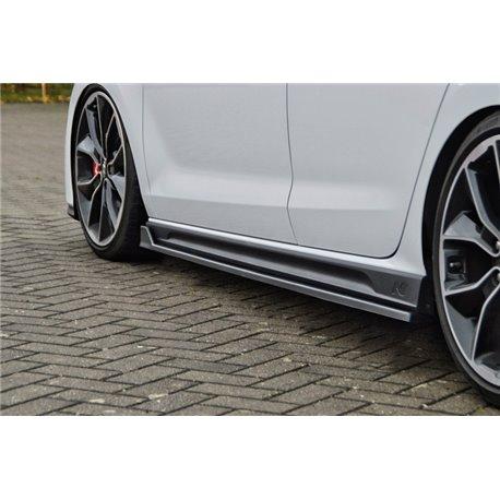 Minigonne laterali sottoporta Hyundai I30N Fastback 2017-