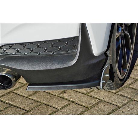 Sottoparaurti posteriore laterali Hyundai I30N + Performance 2017-