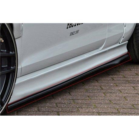 Minigonne laterali sottoporta Kia Optima Sportswagon 2016-