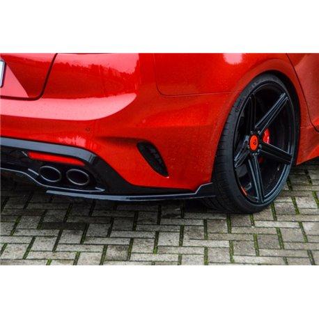 Sottoparaurti posteriore laterali Kia Stinger CK 2017-