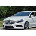 Sottoparaurti anteriore Mercedes Classe A W176 AMG-Line 2012-2015