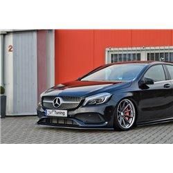 Sottoparaurti anteriore Mercedes Classe A W176 AMG-Line MOPF 2015-