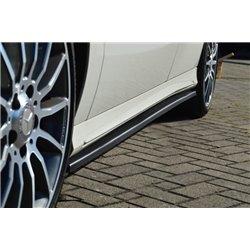 Minigonne laterali sottoporta Mercedes Classe A W176 AMG Line + A45 AMG 2012-