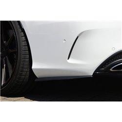 Sottoparaurti posteriore laterali Mercedes Classe C W205 43AMG 2016-2018