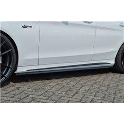 Minigonne laterali sottoporta Mercedes C43 AMG W205 2016-2018