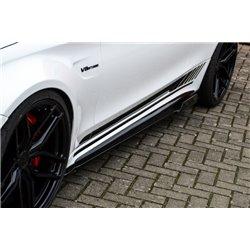 Minigonne laterali sottoporta Mercedes C63AMG C205 / A205 Coupe/Cabrio 2015-