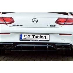 Sottoparaurti estrattore posteriore Mercedes C63 AMG C205 / A205 Coupe/Cabrio 2015-
