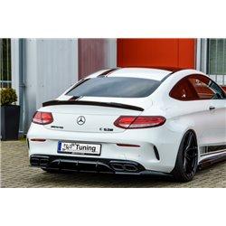 Kit sottoparaurti estrattore posteriore Mercedes C63 AMG C205 / A205 Coupe/Cabrio 2015-