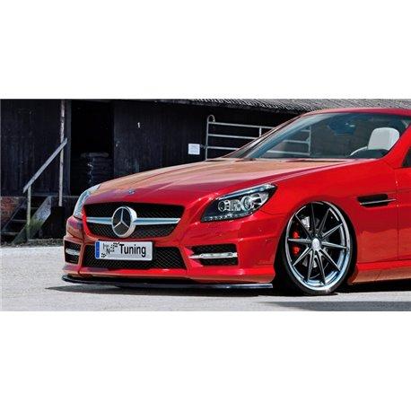 Sottoparaurti anteriore Mercedes SLK R172 2011- AMG + AMG-Line