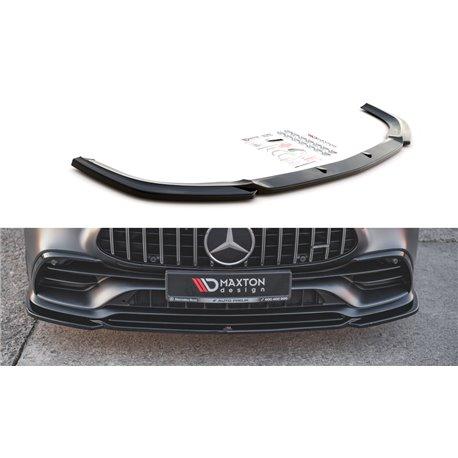 Sottoparaurti splitter anteriore V.1 Mercedes AMG GT 53 4P. Coupe 2018-
