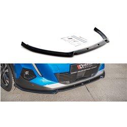 Sottoparaurti splitter anteriore V.1 Peugeot 2008 Mk2 2019-