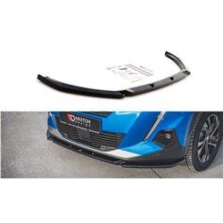 Sottoparaurti splitter anteriore V.2 Peugeot 2008 Mk2 2019-