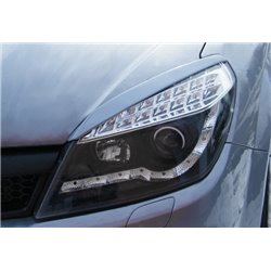 Palpebre fari Opel Astra H 2004-