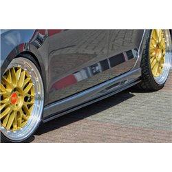 Minigonne laterali sottoporta Opel Astra K 2015-2019 5 Porte