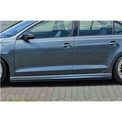 Minigonne laterali sottoporta Opel Corsa C 2000-2006 3 Porte