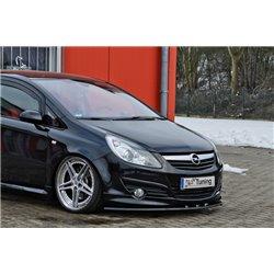 Sottoparaurti anteriore Opel Corsa D 2007-2010 GSI + Sport + OPC