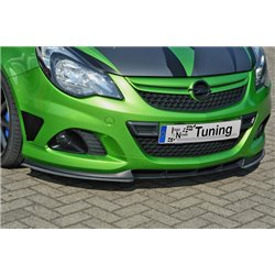 Flaps sottoparaurti anteriore Opel Corsa D OPC Nürburgring Edition