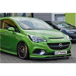 Sottoparaurti anteriore Opel Corsa E OPC 2014-