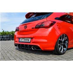 Sottoparaurti estrattore posteriore Opel Corsa E OPC 2014-2020
