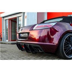 Sottoparaurti estrattore posteriore Opel GT 2007-2009