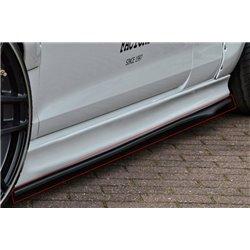 Minigonne laterali sottoporta Opel Insigia V6 Turbo 2009- OPC+ OPC-Line