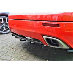 Alette fresate posteriori Opel Insigia OPC 2009-