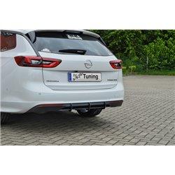 Sottoparaurti estrattore posteriore Opel Insigia B 2017- Sports Tourer OPC-Line