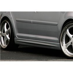 Minigonne laterali sottoporta Opel Zafira B 2005-2011
