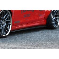 Minigonne laterali sottoporta Opel Zafira C 2011-