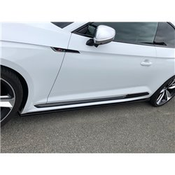 Minigonne laterali sottoporta Audi RS5 F5 2017-