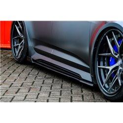 Minigonne laterali sottoporta Audi RS6 C8 2019-