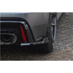 Sottoparaurti posteriore laterali Audi RS6 C8 2019-