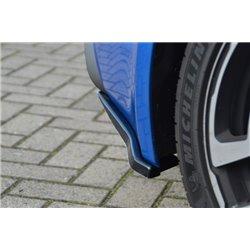 Sottoparaurti posteriore laterali Renault Alpine 2018-
